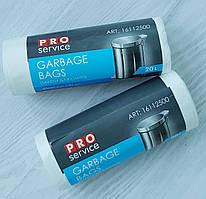 Мешки для мусора PRO-16112500 20л 45*50cм белые 30шт Укр.
