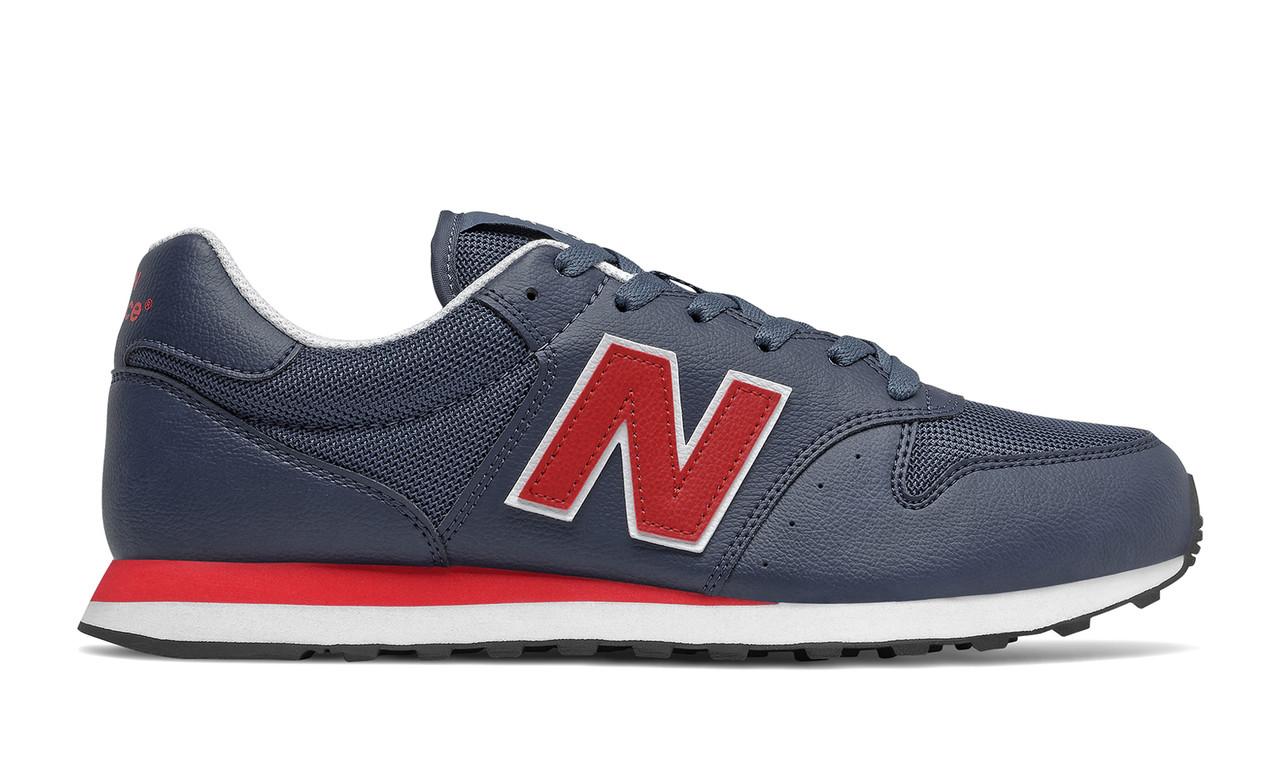 Кроссовки мужские New Balance 500 синие GM500TC1