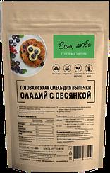 Смесь для выпечки NEWA Nutrition Оладьи с Овсянкой   (500 грамм)