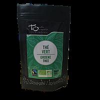 Чай зелений Чун Мей неферментований розсипний органічний Touch Organic,100 г