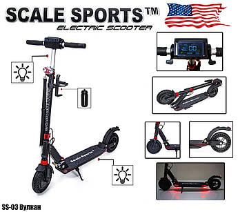 Электросамокат Scale Sports SS-03 Vulkan