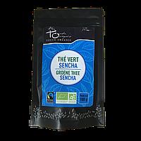 Чай зелений Сенча неферментований розсипний органічний Touch Organic,100 г