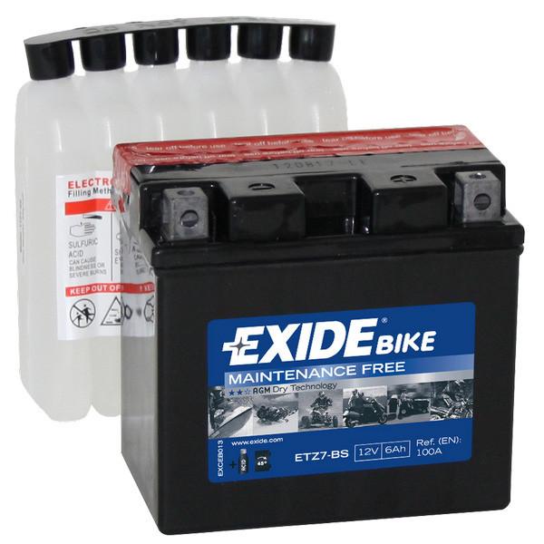 Мото аккумулятор EXIDE AGM