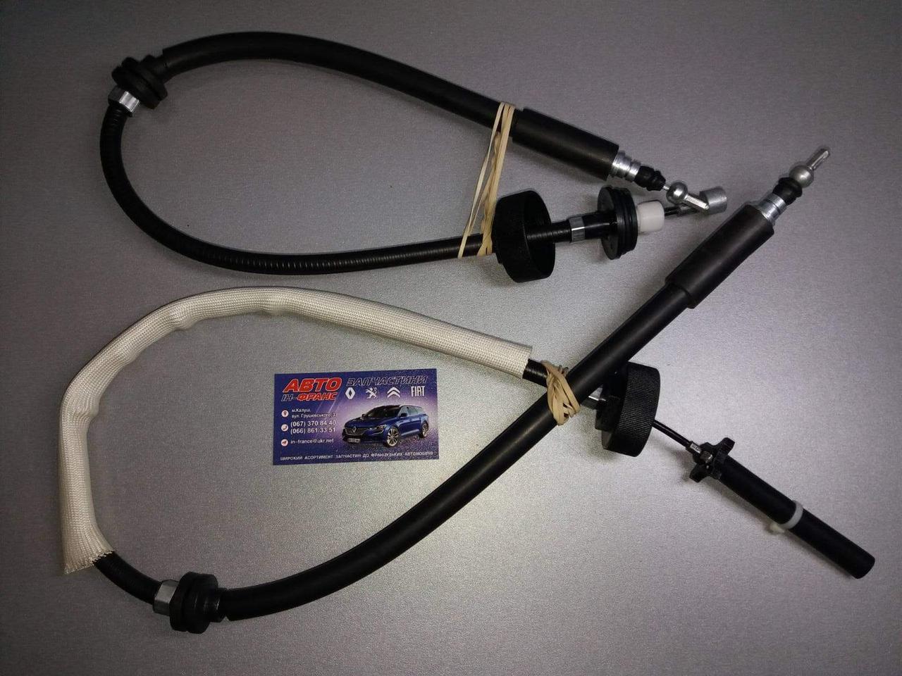 Трос ручника электронный Renault Grand Scenic II  360107441R