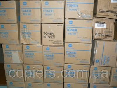 Тонер TN-210 magenta, Bizhub С 250/ C 252 Develop, 260g. оригинал