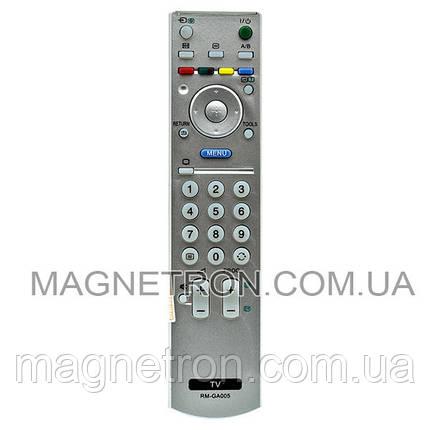 Пульт ДУ для телевизора Sony RM-GA005, фото 2