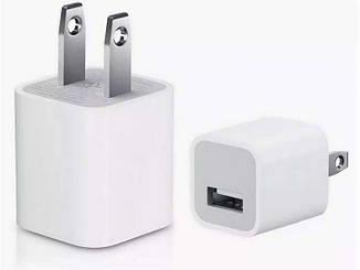 Зарядний пристрій для Apple iPhone USB Power Adapter А1385 (5V 1.0 A)