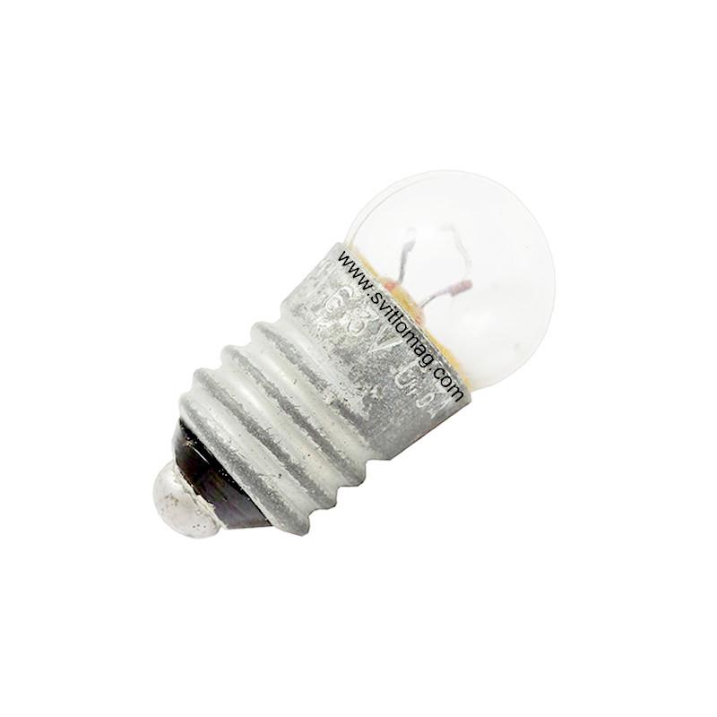 Лампа мініатюрна МН 6,3-0,3 Е10/13