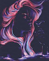 Картина по номерам, Мать-Природа (40х50) (RB-0062)
