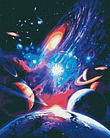 Картина по номерам, Большой взрыв (40х50) (RB-0065)