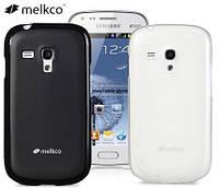 Чехол для Samsung Galaxy S S7562 - Melkco Poly Jacket TPU