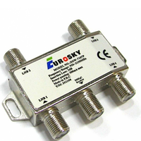 Коммутатор DiSEqC 2.0 4x1 Eurosky DSW-7107P SKL31-150759