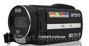 ЦИФРОВАЯ ВИДЕОКАМЕРА 3-D FULL HD 1080P 5mpx smos ERDRO