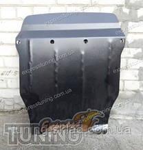 Захист двигуна Хонда Цивік 4D 2012- (сталева захист піддону картера Honda Civic 4D седан 2012-)