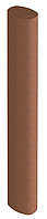Конструкційний стовп EasyDeck Fence system terra 60 x 90 х 3000 mm овальний для системи огорож
