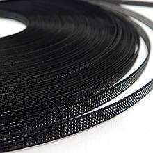 Корсетный жесткий регилин 6 мм, черный