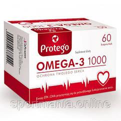 Omega 3 1000 - 60caps