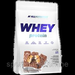 Whey Protein - 900g Chocolate Nougat Caramel