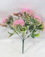 """Розовые """"багульник"""" 30см,искусственные цветы, фото 1"""