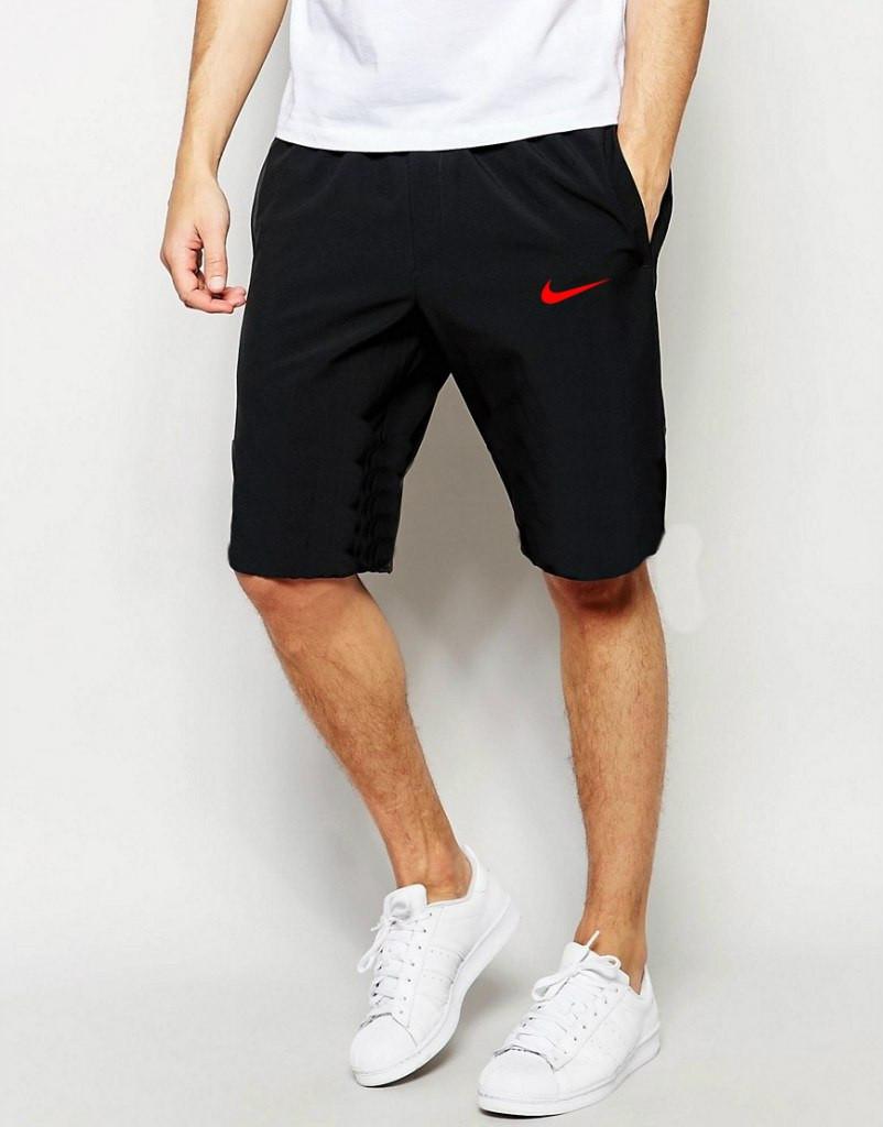 Шорти Nike ( Найк ) чоловічі червона галочка