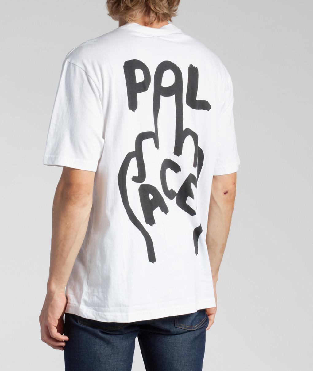 Футболка Палас | БИРКИ | Футболка PALACE finger мужская