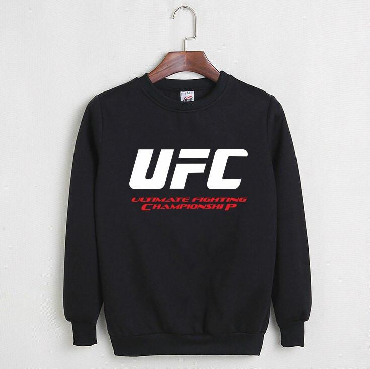 Світшот чорний UFC