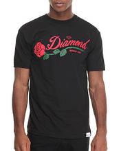 Чоловіча Футболка Diamond supply co LA rosa