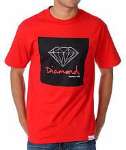 Чоловіча Футболка Diamond supply Co OG Sig