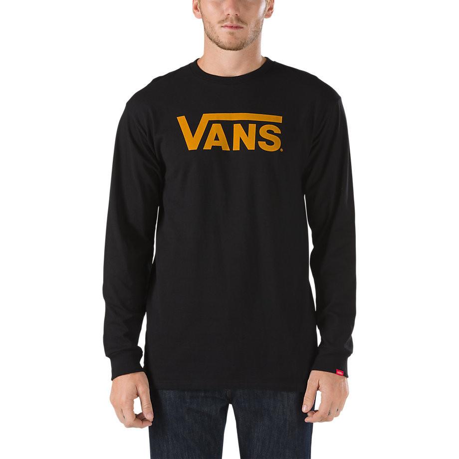 Світшот чорний чоловічий VANS ( Венс ) Кофта