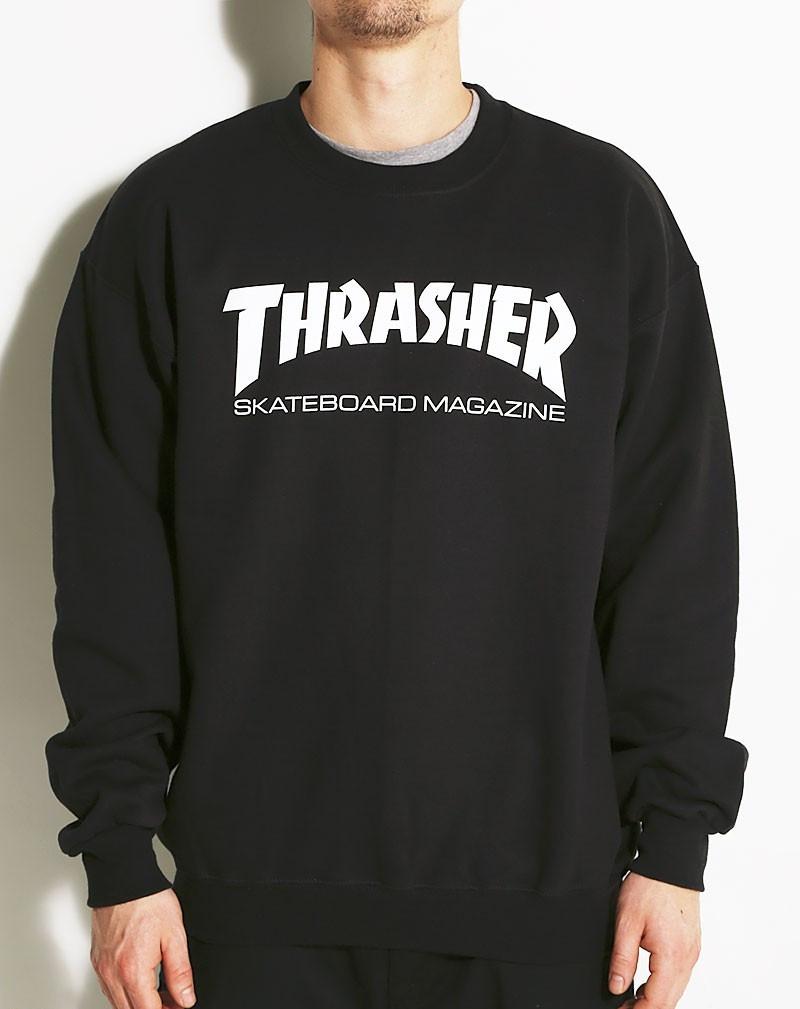 Світшот Thrasher чоловічий | Трешер кофта Skate Mag | Кофта чоловіча