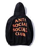 Толстовка A.S.S.C. Paranoid   Anti Social social club   БИРКА   Худи АССК Параноид, фото 2