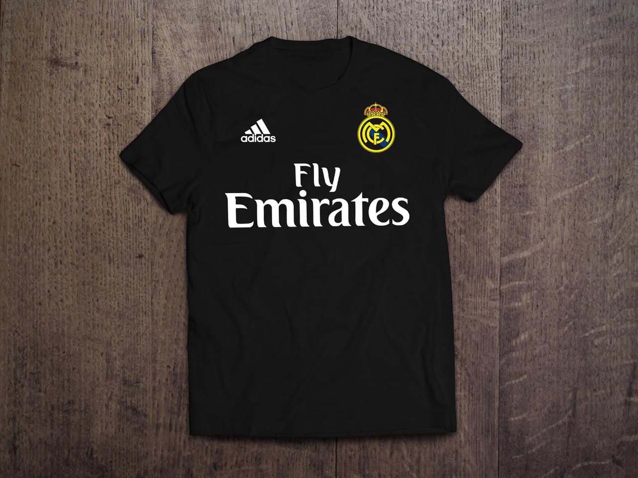 Клубна футболка Реал Мадрид
