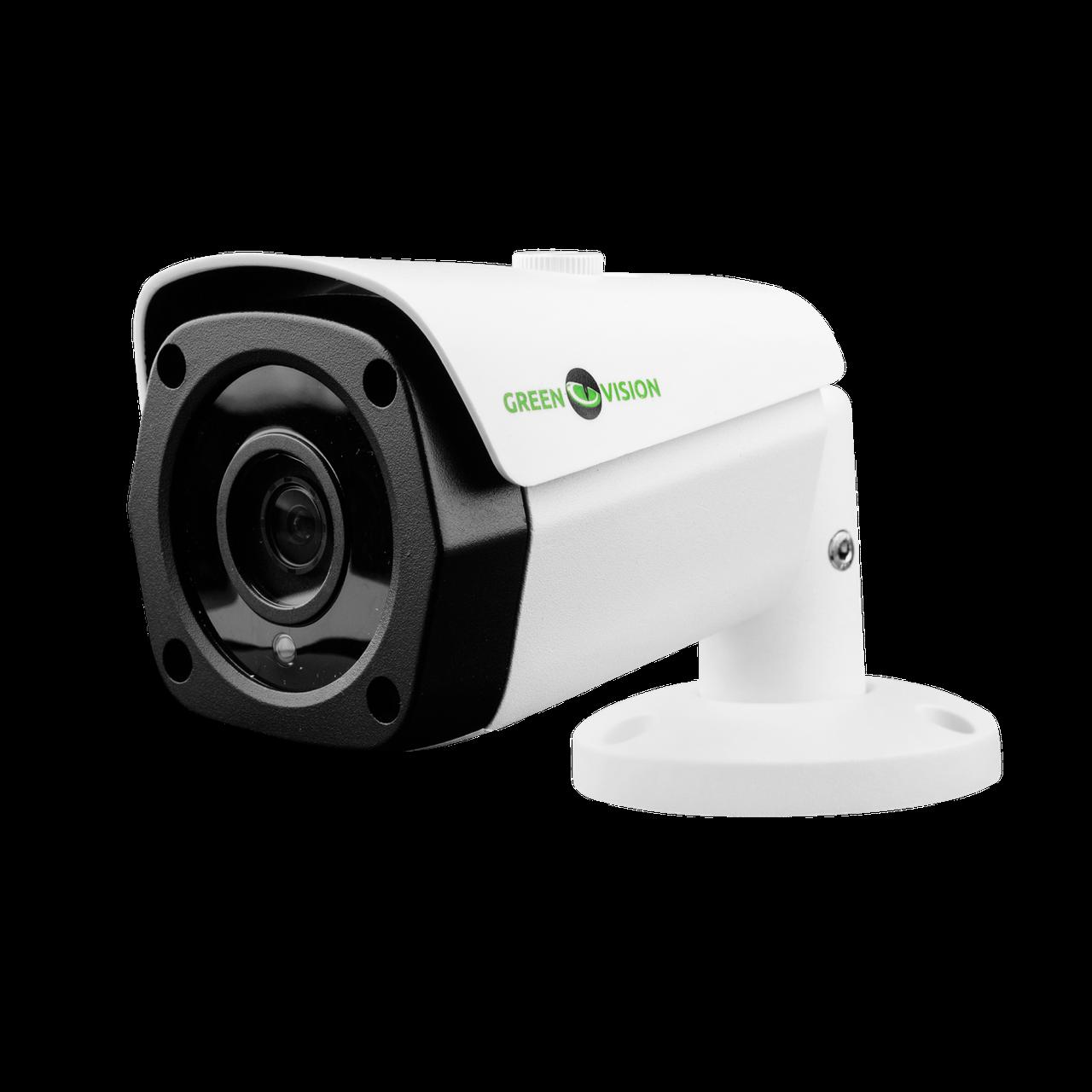 Зовнішня IP камера GreenVision GV-078-IP-E-COF20-20 POE