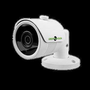 Наружная IP камера GreenVision GV-005-IP-E-COS24-25 POE