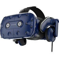Очки виртуальной реальности HTC VIVE PRO KIT (2.0) Blue-Black (99HANW006-00)