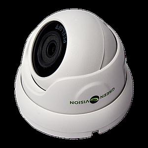 Антивандальная IP камера Green Vision GV-099-IP-E-DOS50-20 POE 5MP