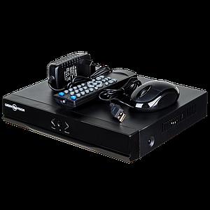 УЦ (4236) гібридний Відеореєстратор AHD Green Vision GV-AS 031/08 * 1080P