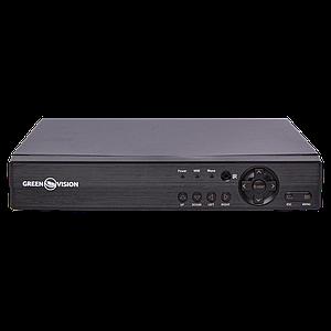 Гібридний відеореєстратор AHD Green Vision GV-A-S038/04 5MP