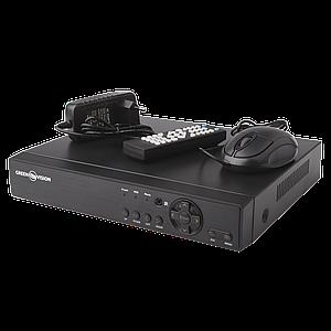 AHD відеореєстратор 4-канальний GREEN VISION GV-AS 030/04 1080P