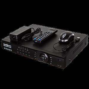 Відеореєстратор NVR GreenVision GV-N-G005/16 8МР