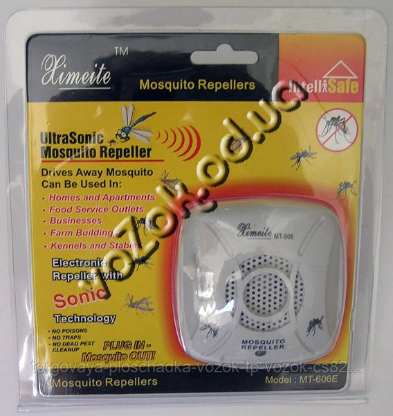 Ультразвуковой отпугиватель комаров Ximeite МТ-606E, фото 1