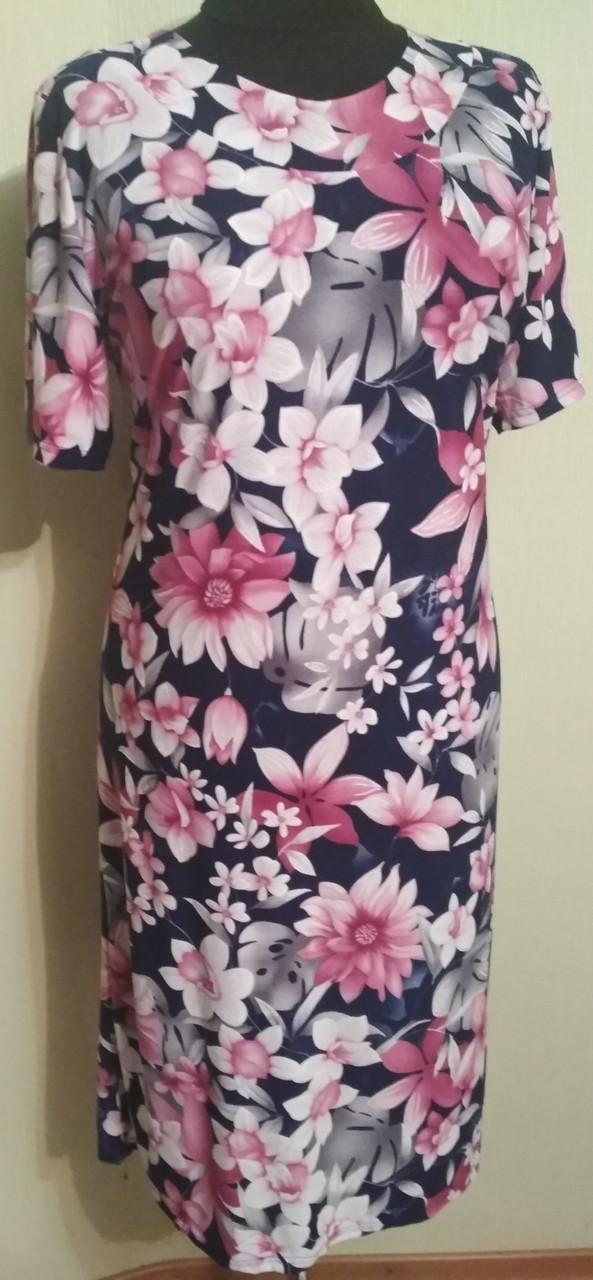 Платье женское размеры 54 по 70