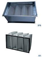 Кассетные фильтры для систем вентиляции SFB