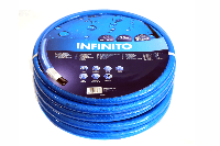 Шланг Tecnotubi Infinito садовый для полива диаметр 1/2 дюйма, длина 25 м (IN 1/2 25)