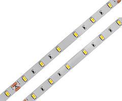 """Светодиодная LED лента гибкая 12V PROlum™ IP20 5630\60 Series """"SG"""", Тепло-белый (2700-3000К)"""