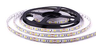 """Светодиодная LED лента гибкая 12V PROlum™ IP65 5050\60 Series """"SG"""", Белый (5500-6000К)"""