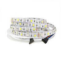 "Светодиодная LED лента гибкая 12V PROlum™ IP20 5050\60 Series ""SG"", RGB+W"
