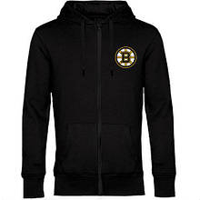 Чоловіча толстовка на блискавці Boston Bruins (3)