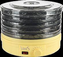 Сушка для фруктів 360Вт Vinis 361-C-Ф