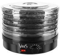 Сушарка для овочів і фруктів 360Вт Vinis 361-B-Ф